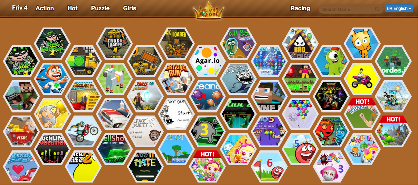 Friv4school Html5 Games Play For Free Online